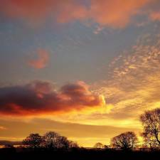 There was only one sunrise during Nina's early morning November challenge - by raising funds to ensure GNAAS gets to an emergency quickly, we ensure someone else gets to see another sunrise